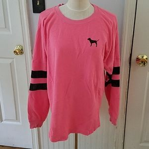 PINK Victoria's Secret Long Sleeve Top